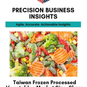 Taiwan Frozen Processed Vegetables Market