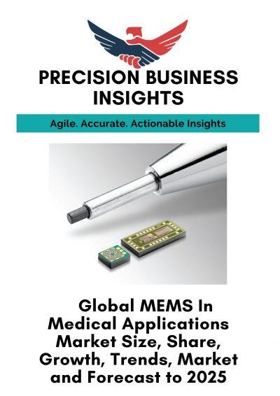 MEMS In Medical Applications Market