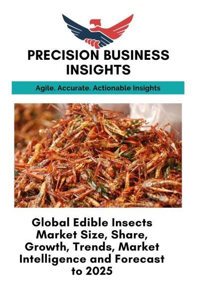 Global Edible Insects Market