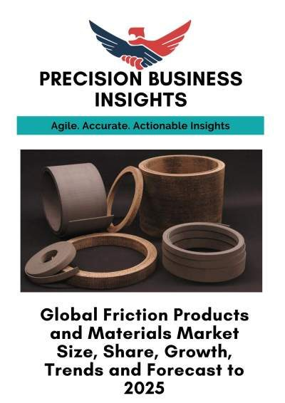 Global Friction Products and Materials Market