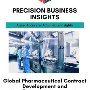 Global Pharmaceutical Contract Development and Manufacturing Organization (CDMO) Market